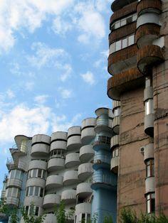 architectureofdoom:  Almaty, Kazakhstan