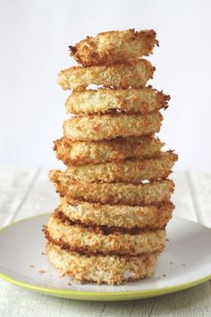 crunchy baked onion rings    my fussy eater
