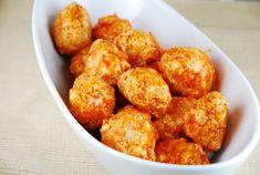 Buffalo Chicken Meatballs Recipe - 4 Points + - LaaLoosh