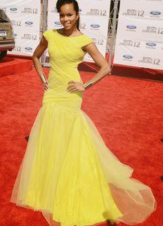 LeToya Luckett at the 2012 BET Awards