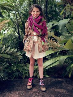 kids fashion, girls fashion, scarf, sweater, dress, fashion