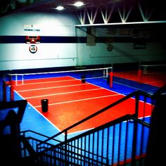 I live the sport of volleyball and this court is my second home. This is my life right here. SPVB all the way