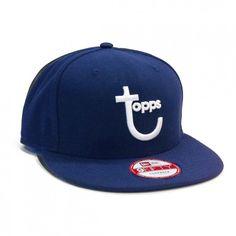 Topps 70's Logo Hat.