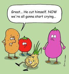Eat your veggies!