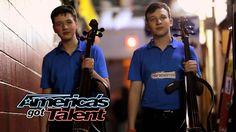 Emil & Dariel: Cello Players Rock With Jimi Hendrix Cover - America's Go...