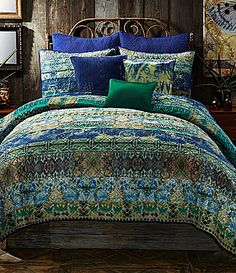 Poetic Wanderlust by Tracy Porter Brianna Quilt Collection #Dillards