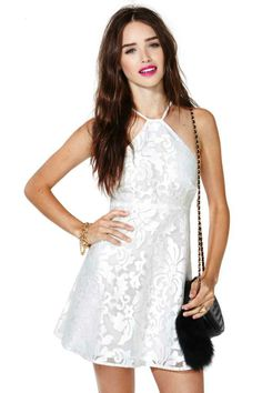 Nasty Gal Cloud Dreams Dress