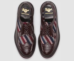 Dr. Martens 3989 Brogue Shoe : Made In England