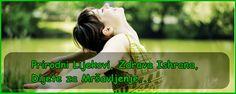 Prirodni lijekovi, Ljekovito bilje, Zdrava ishrana
