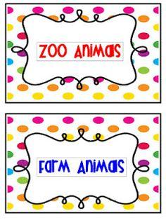Farm or Zoo?