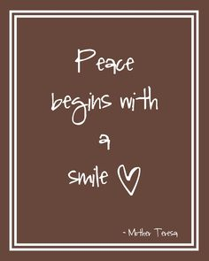 mother Teresa peace quote peace quotes, mothers, peacful quotes, peac quot, mother teresa, peaceful quotes