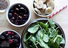 Recipe : Berry Cherry Jubilee - Simple Green Smoothies