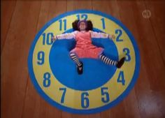The Big Comfy Couch, I would watch this every morning and try to stretch just like Loonette.