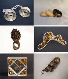 Arata Fuchi es un diseñador industrial japonés; de 2003 a 2005 estudió en Le Arti Orafe en Florencia, Italia. Desde 2006 se ha dedicado a la creación de joyas tanto en Florencia como en Japón.