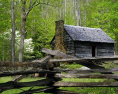 Great Smoky Mountains National Park's historic buildings