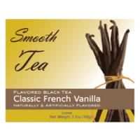 Barnie's Classic French Vanilla Tea:  I have enjoyed this for 20 yrs; love it with a little skim milk. Scrumptious milky tea in the afternoon.