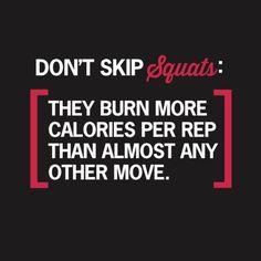 Squats!!