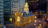 The Old State House,which dates back to the early 1700s and offers tours to learn about its historical significance as well as its period architecture.
