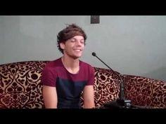 Louis Tomlinson interview - New Zealand 20.4.2012 - Radio Live