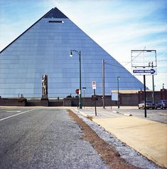 Pyramid Arena in Memphis