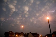 Cool Cloud Formations