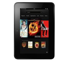 """Kindle Fire HD 7"""", Dolby Audio, Dual-Band Wi-Fi, 16 GB - With Special Offers by Amazon, http://www.amazon.co.uk/dp/B0083PWAWU/ref=cm_sw_r_pi_dp_uU5gsb0DKZ8KP"""