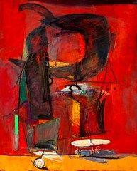 wosene kosrof paintings   wosene worke kosrof the inventor 2011 acrylic on canvas wosene worke ...
