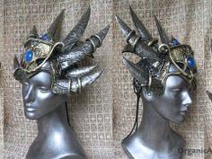Queen Soirdormi #cospay headdress