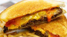 Copycat Steak 'n'shake Frisco Melts