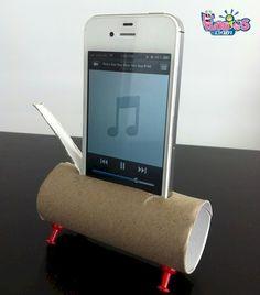 Homemade Ipod Speaker