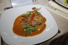 Chicken Tangine with Cous Cous