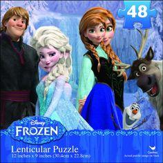 Disney Frozen Lenticular Puzzle (48-Piece) Disney http://www.amazon.com/dp/B00FUQZQM6/ref=cm_sw_r_pi_dp_M5QXtb0NC351WDK5
