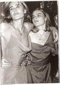 Mariel & Margaux Hemingway