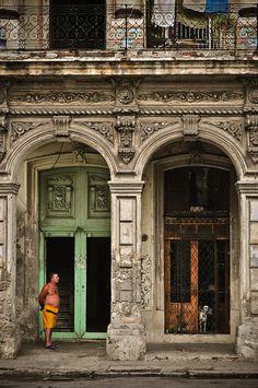 Un día en la Habana