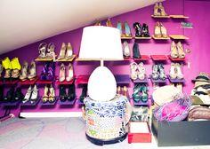 Kelis' closet