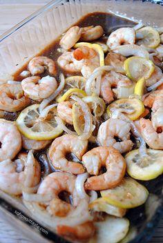 Alabama-Style #Shrimp Bake recipe