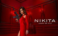 machine gun girls with guns maggie q red dress nikita tv series 1920x1200 wallpaper_www.wallfox_net_54.jpg 400×250 pixels