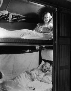 Sleeper Cars #Trains #SleeperCars