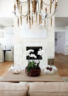 fireplace: a life's design: Modern Family...