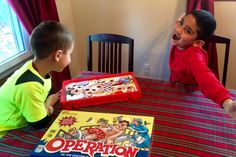 Hasbro Operation still such fun for the family!