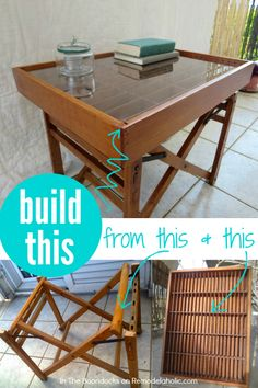 Great upcycle! Make