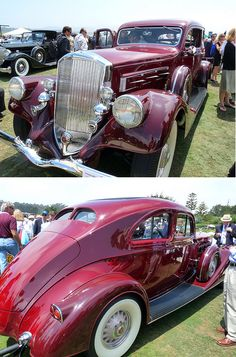 1935 Pierce Silver Arrow