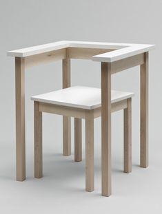 Richard Hutten. Table Chair. 1990
