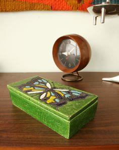 Bitossi for Rosenthal Netter cigarette box cigarett box