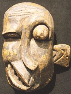 Masque Africain de T