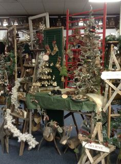 Antique Primitive Booth Display Ideas On Pinterest Booth
