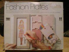 memori, fashion plates, kid