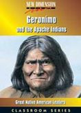 Geronimo & the Apache Indians DVD written by Julie Johnson #DOEbibliography