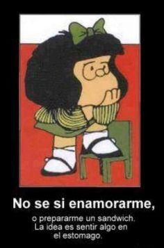 Mafalda por Quino