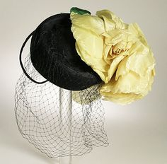 Hat  Lilly Daché, 1948  The Los Angeles County Museum of Art